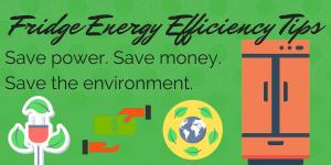 Fridge Energy Saving Tips